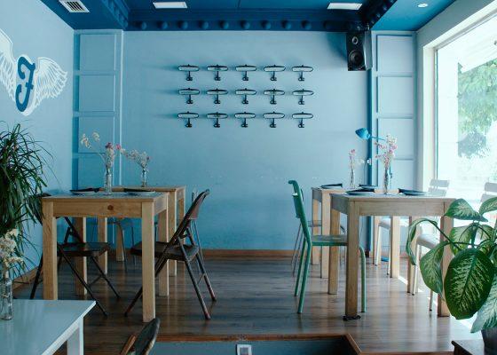 Restaurante La Furgo